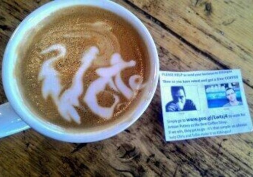 Coffee Stop London Awards