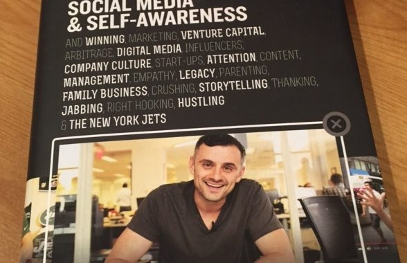 AskGaryVee Book Cover